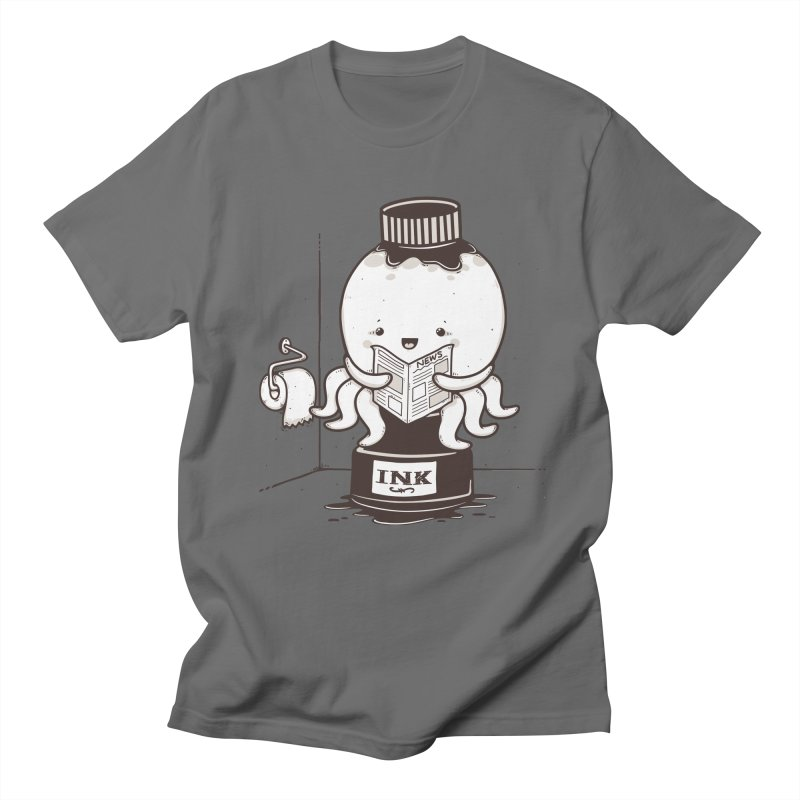 Ink Refill Men's T-Shirt by roborat's Artist Shop