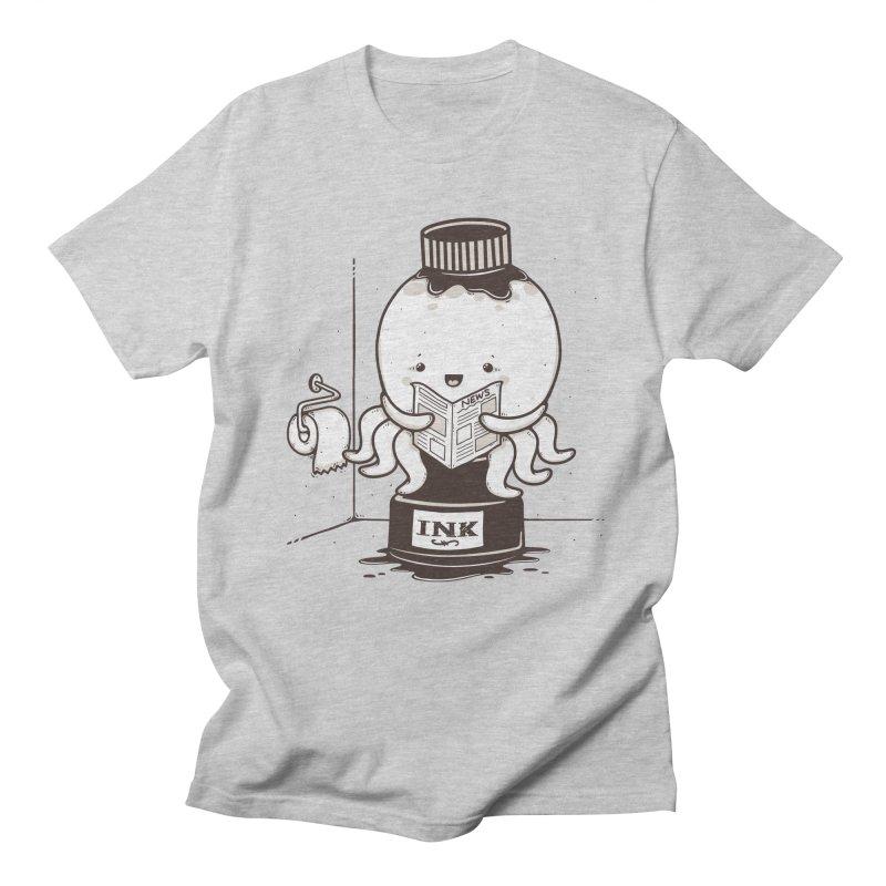 Ink Refill Men's Regular T-Shirt by roborat's Artist Shop