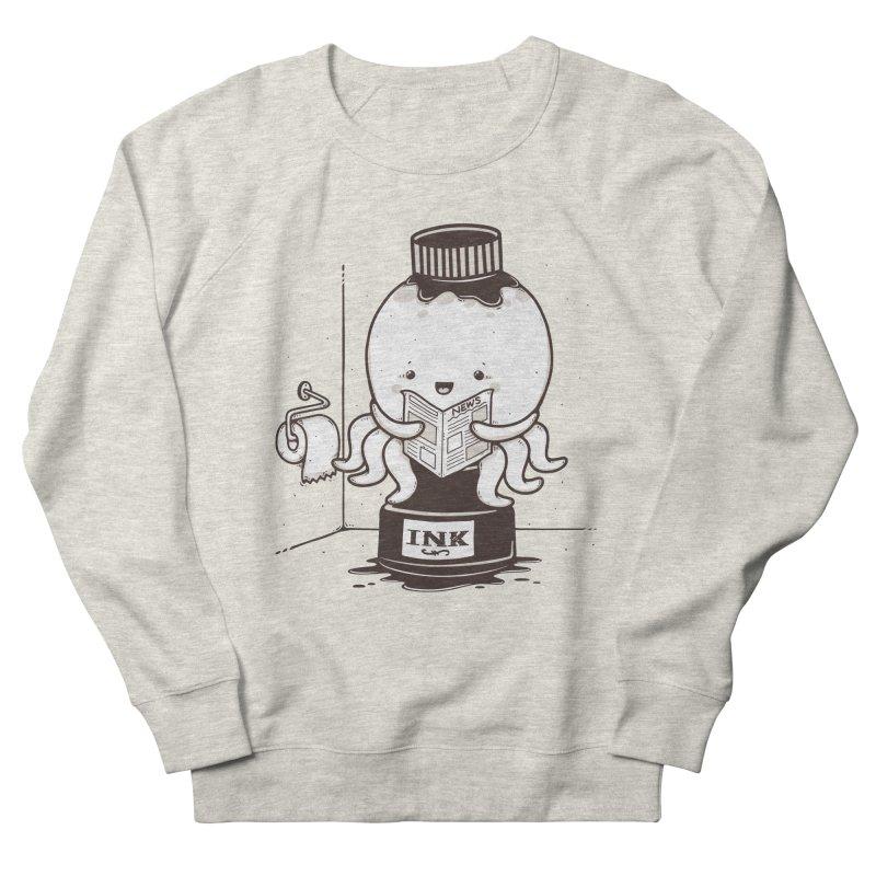 Ink Refill Women's Sweatshirt by roborat's Artist Shop