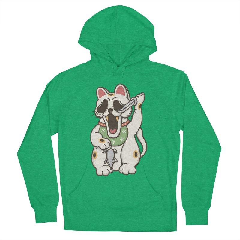 Bad Luck Women's Pullover Hoody by roborat's Artist Shop