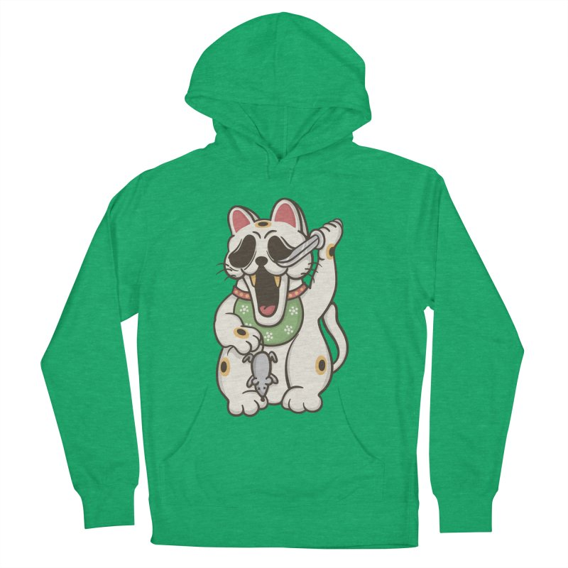 Bad Luck Men's Pullover Hoody by roborat's Artist Shop