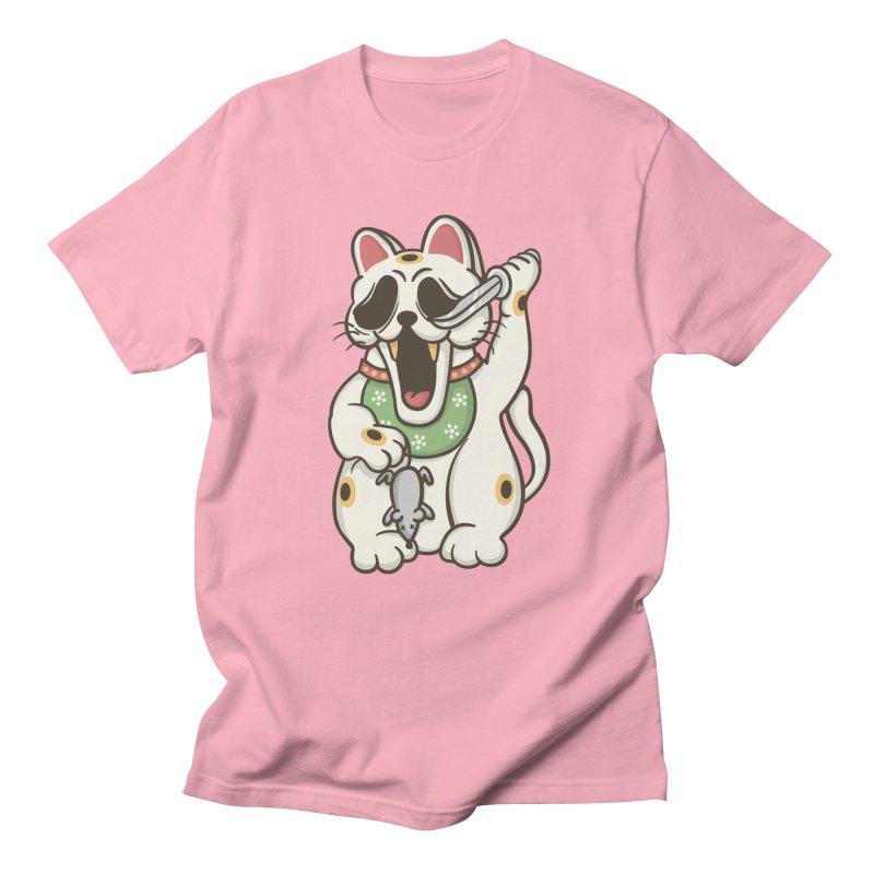 Bad Luck Men's T-shirt by roborat's Artist Shop