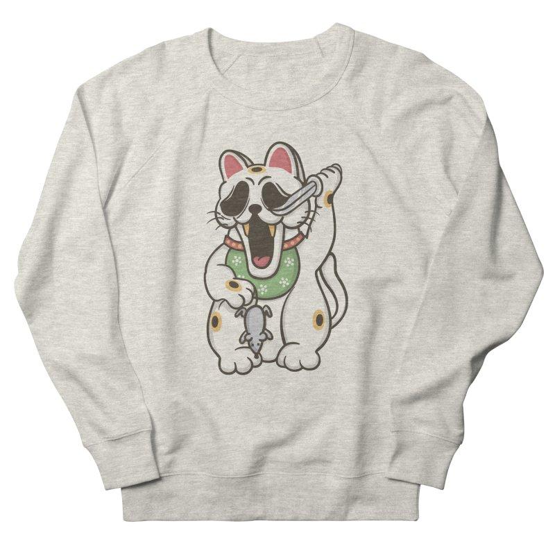 Bad Luck Women's Sweatshirt by roborat's Artist Shop