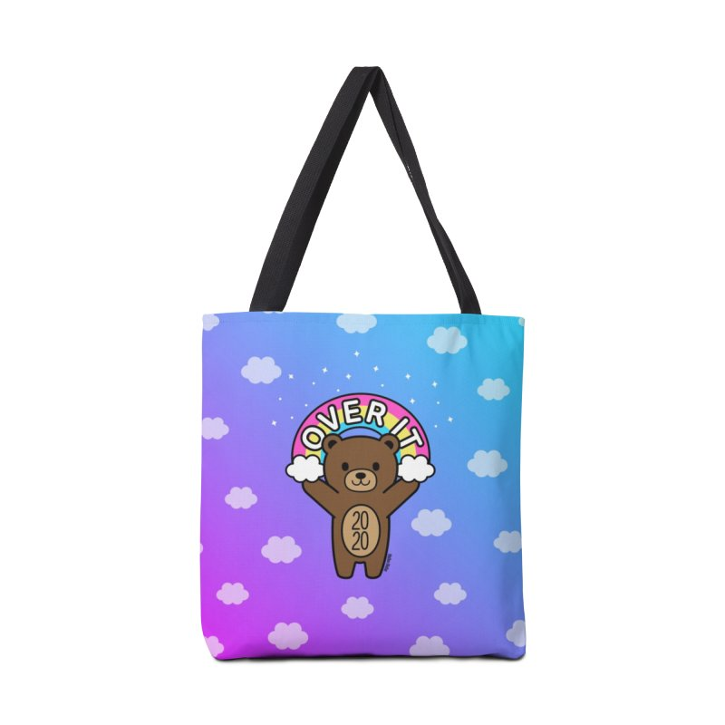 OVER IT 2020 Mood Bear Accessories Bag by Robo Roku