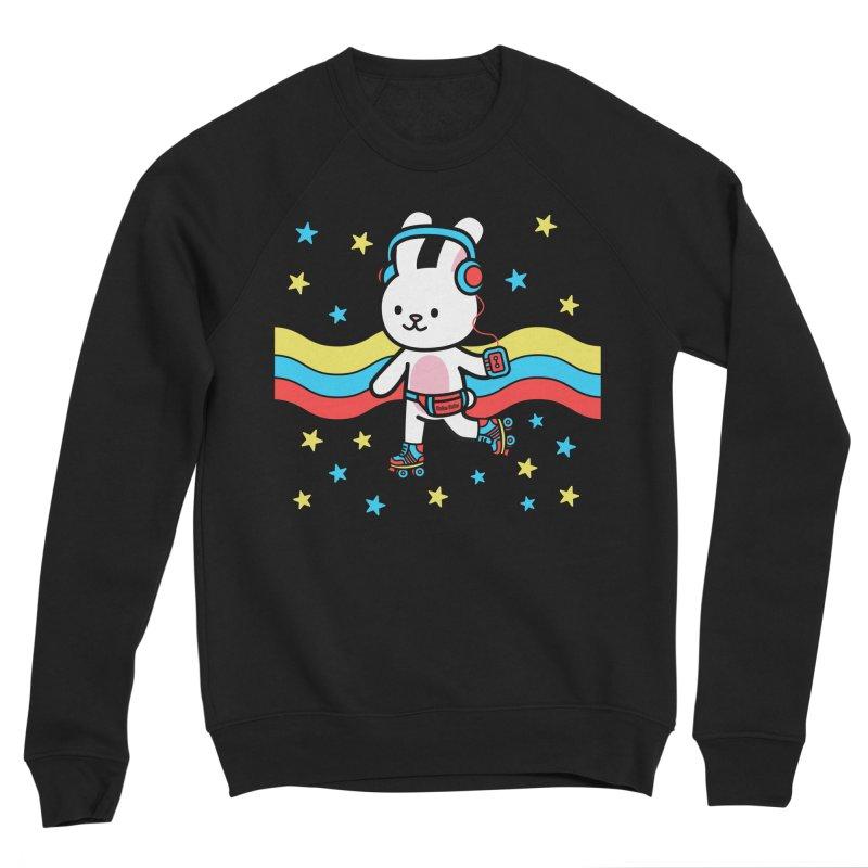 Retrocade LP Skate Women's Sweatshirt by Robo Roku