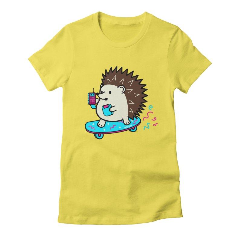 Duncan Retrocade Skate Women's T-Shirt by Robo Roku
