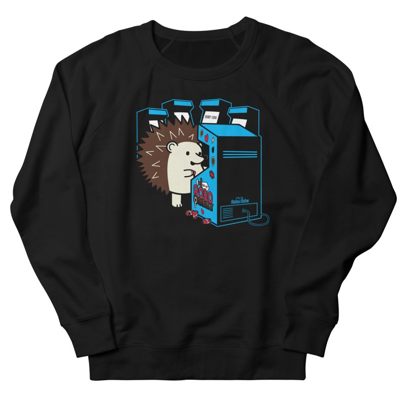 Duncan the Hedgehog Arcade Men's Sweatshirt by Robo Roku