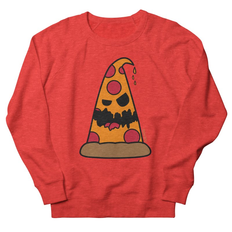 Pizza Life - Pepperoni Pete Men's Sweatshirt by Robo Roku