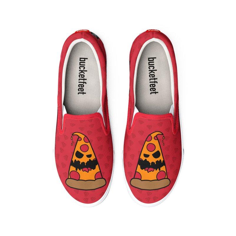 Pizza Life - Pepperoni Pete Women's Shoes by Robo Roku