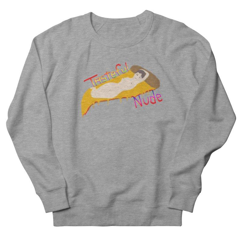 Tasteful Nude Women's Sweatshirt by Robotboot Artist Shop