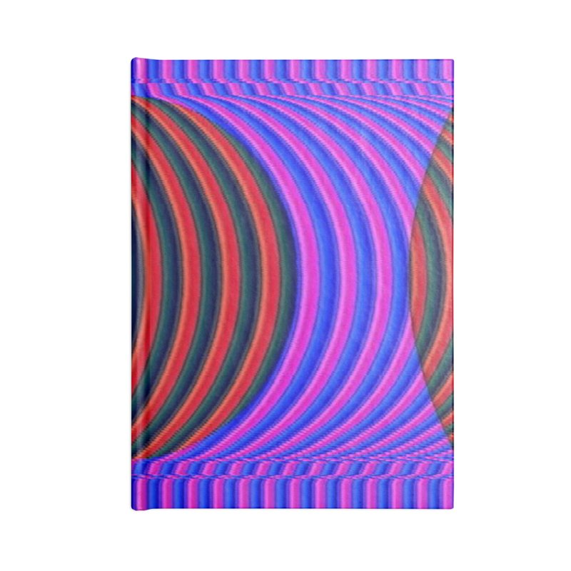 Circle Feedback Accessories Notebook by Robotboot Artist Shop