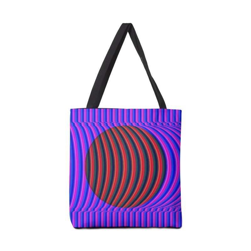 Circle Feedback Accessories Bag by Robotboot Artist Shop