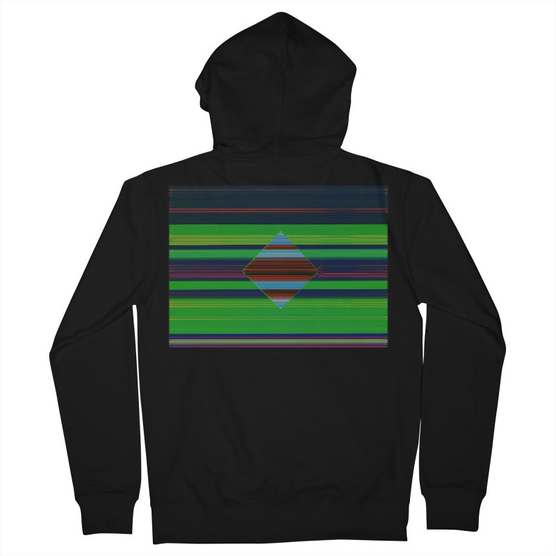 416.00_05_28_06 Men's Zip-Up Hoody by Robotboot Artist Shop