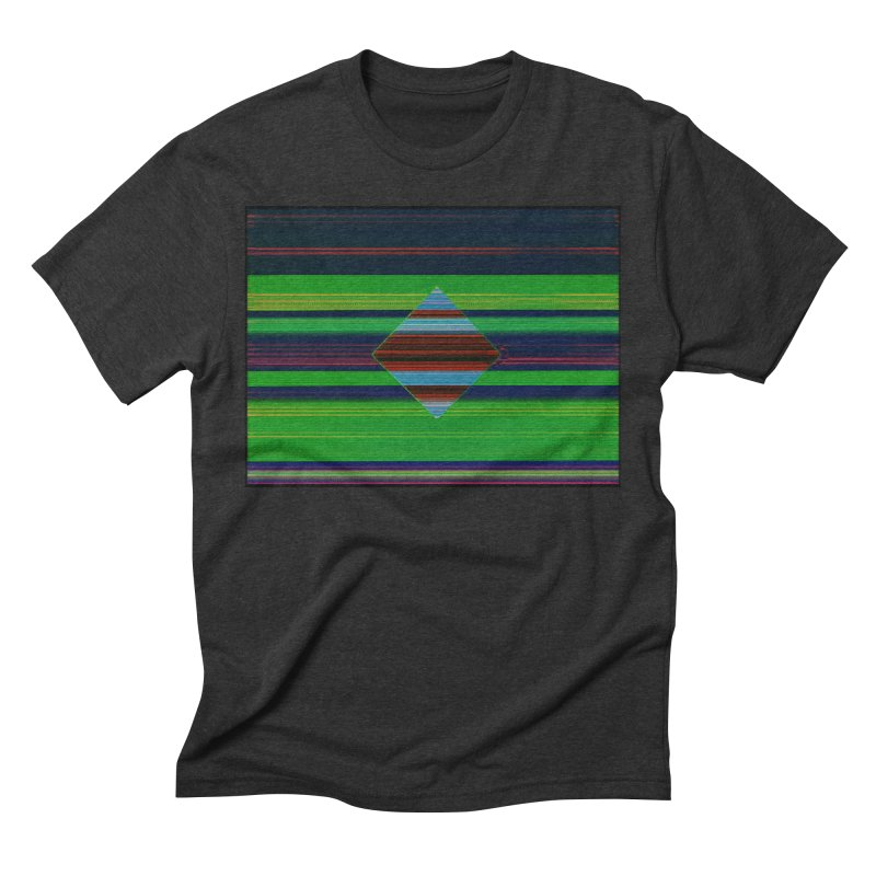 416.00_05_28_06 Men's Triblend T-Shirt by Robotboot Artist Shop