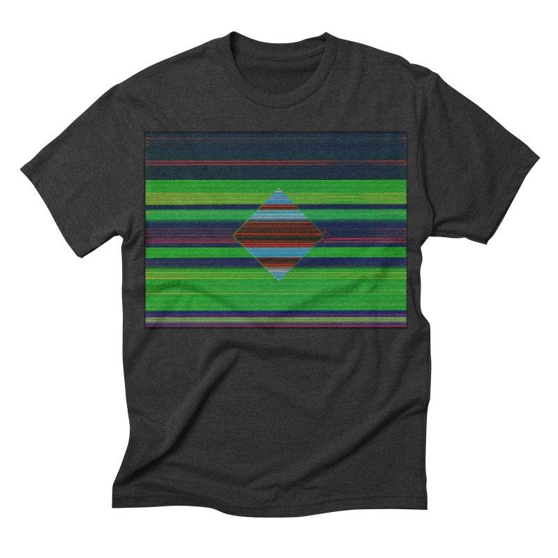 416.00_05_28_06 Men's Triblend T-shirt by Robotboot Artist Shop