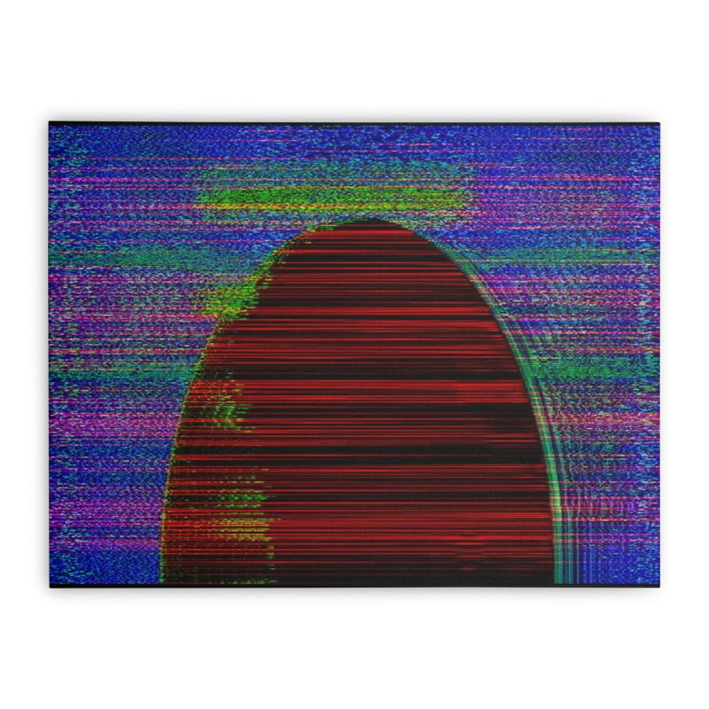 416.00_04_31_01.Still015 Home Stretched Canvas by Robotboot Artist Shop