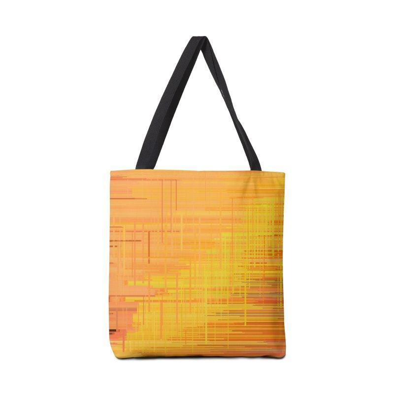 Orangish Accessories Bag by Robotboot Artist Shop