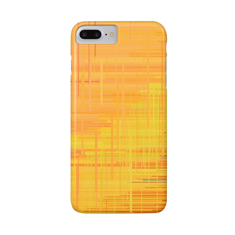 Orangish Accessories Phone Case by Robotboot Artist Shop