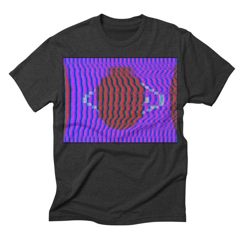 Planet Men's Triblend T-shirt by Robotboot Artist Shop