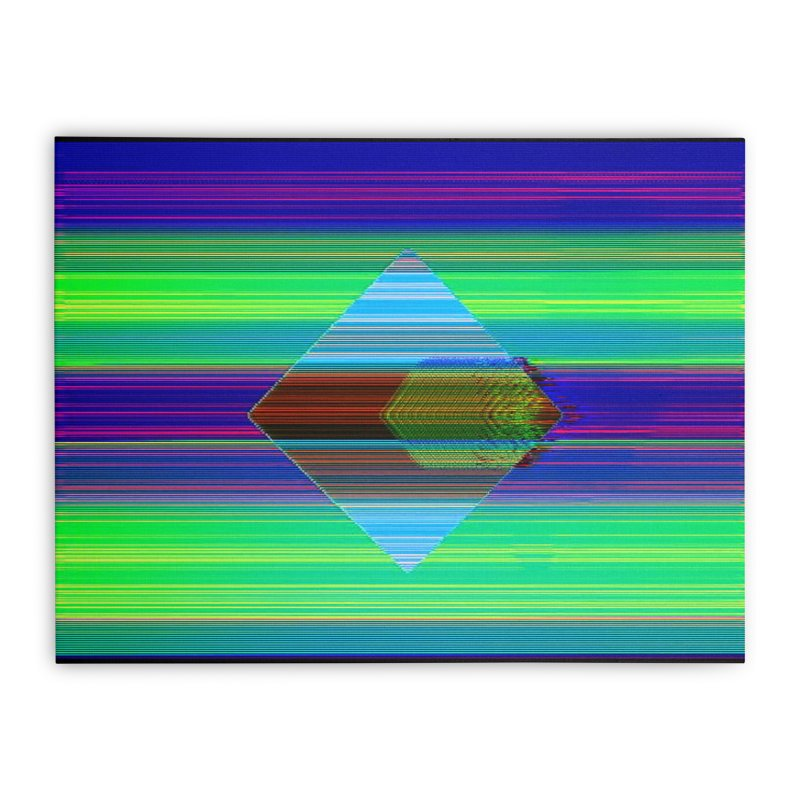 416.00_05_29_04.Still030 Home Stretched Canvas by Robotboot Artist Shop