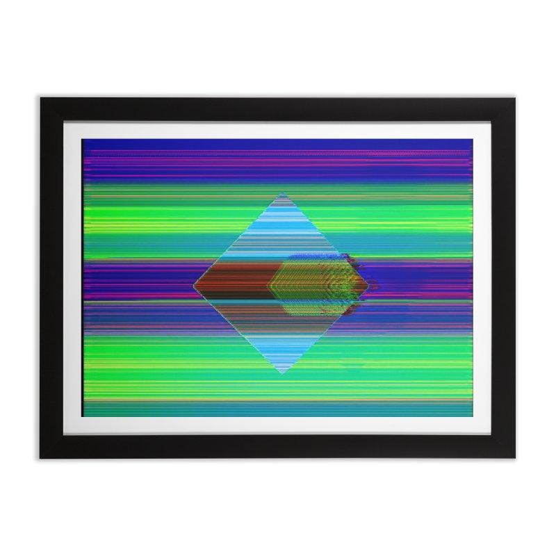 416.00_05_29_04.Still030 Home Framed Fine Art Print by Robotboot Artist Shop