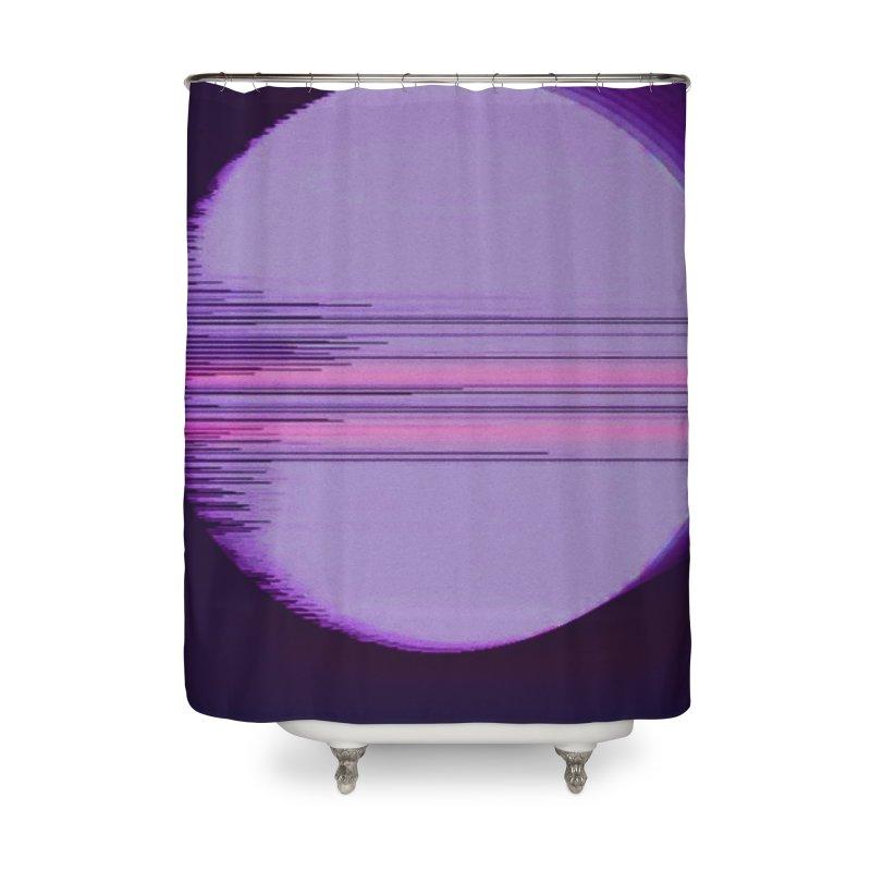00_32_16_05 Home Shower Curtain by Robotboot Artist Shop