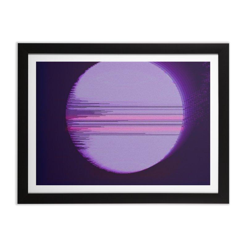 00_32_16_05 Home Framed Fine Art Print by Robotboot Artist Shop