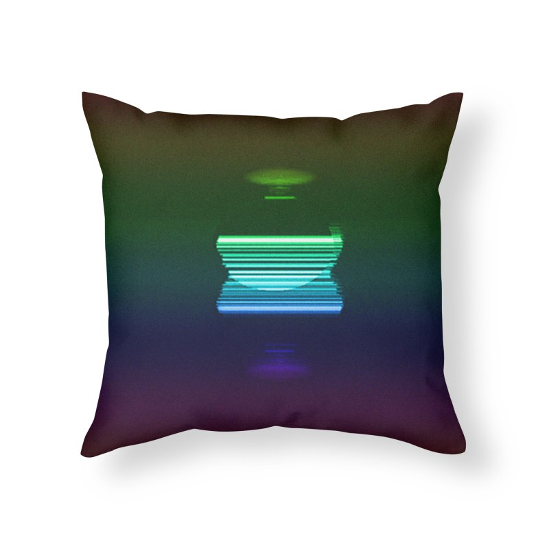 00_32_16_05 Home Throw Pillow by Robotboot Artist Shop