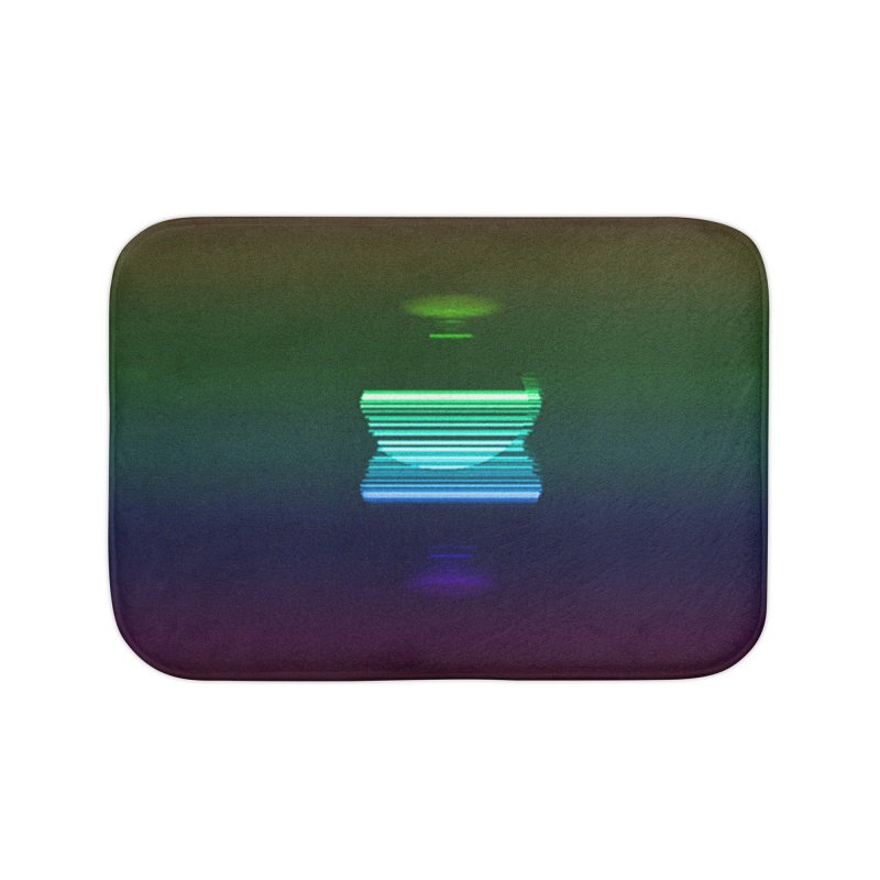 00_32_16_05 Home Bath Mat by Robotboot Artist Shop