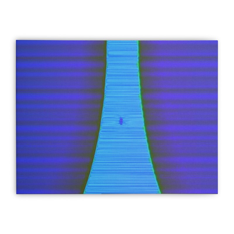 00_07_23_25.Still017 Home Stretched Canvas by Robotboot Artist Shop