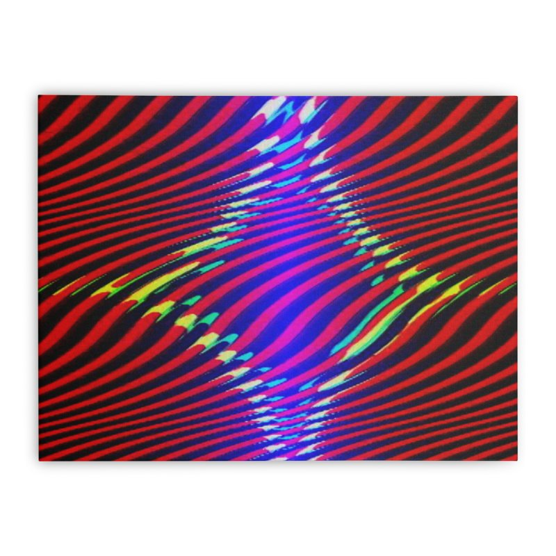 00_03_51_11.Still006 Home Stretched Canvas by Robotboot Artist Shop