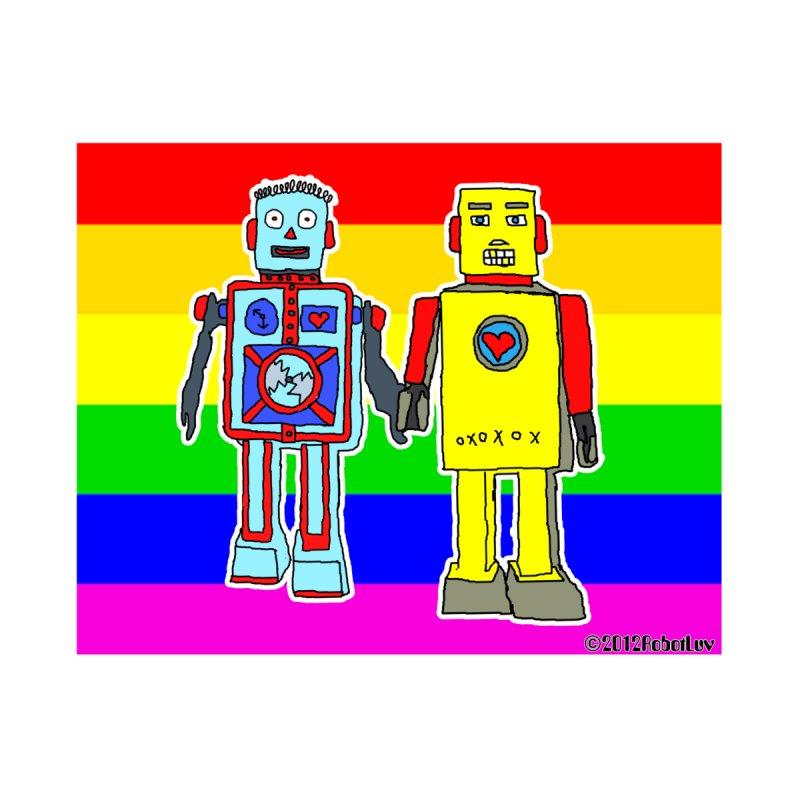Robot Luv Pride by robotluv's Artist Shop