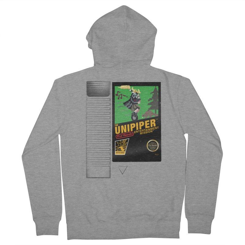 The Unipiper Game Cartridge Women's Zip-Up Hoody by The ROBOTORO Shop