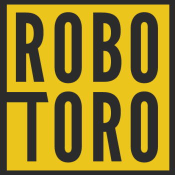 The ROBOTORO Shop Logo