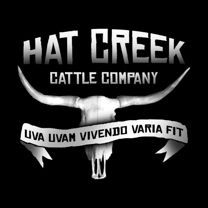 Hat Creek Cattle Company by robotrobotrobot's Artist Shop