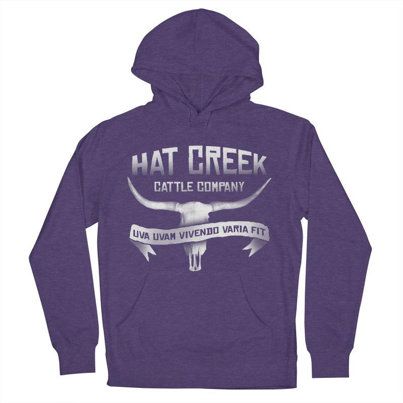 Hat Creek Cattle Company Women's Pullover Hoody by robotrobotrobot's Artist Shop