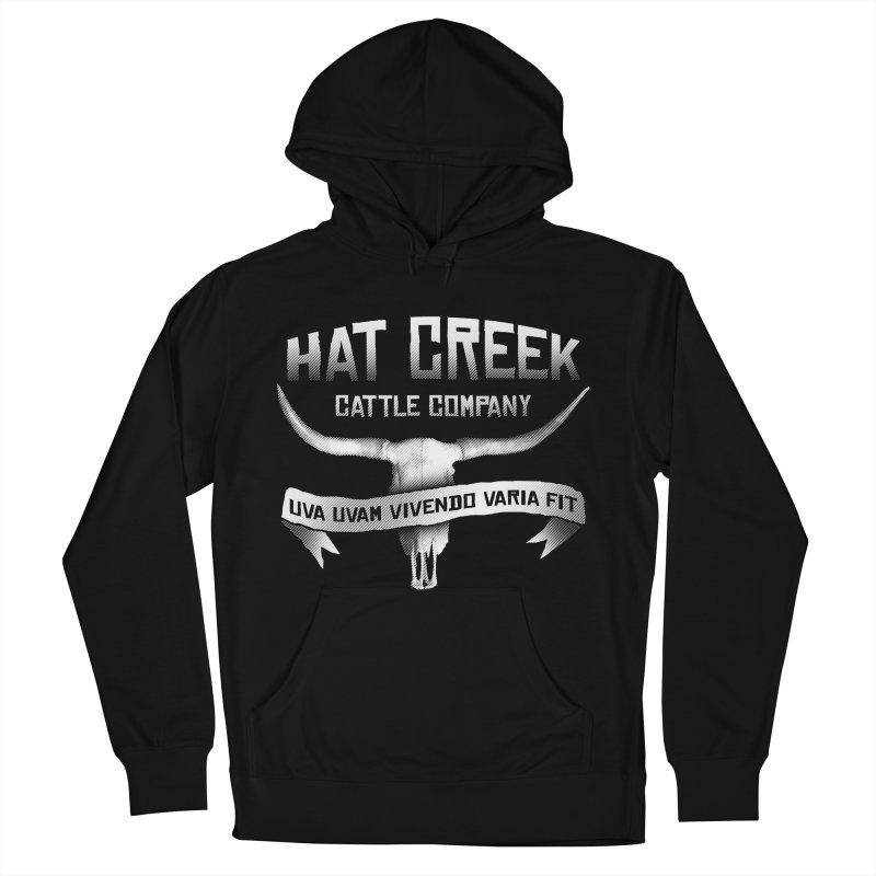 Hat Creek Cattle Company Women's Pullover Hoody by robotrobotrobot's Artist Shop