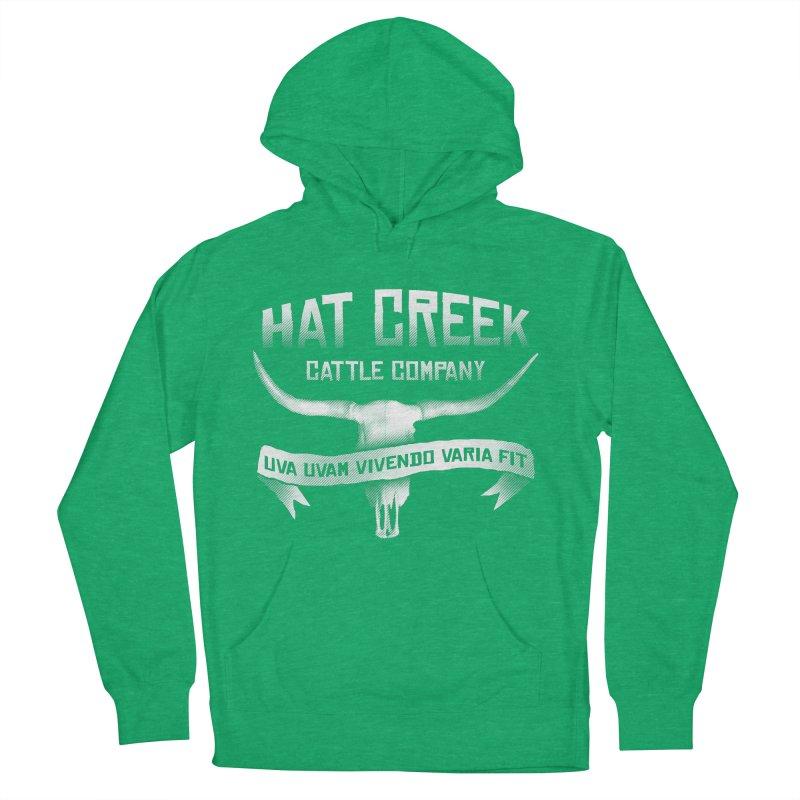 Hat Creek Cattle Company Men's Pullover Hoody by robotrobotrobot's Artist Shop
