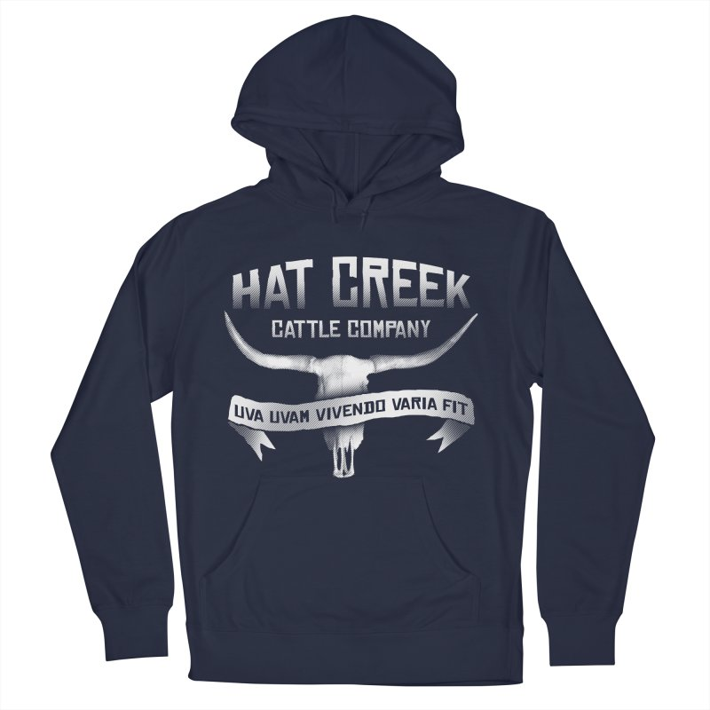 Hat Creek Cattle Company Men's Pullover Hoody by robotrobotrobot's Artist Shop