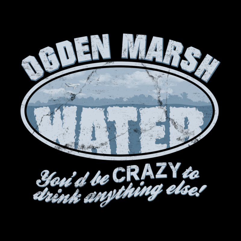 Ogden Marsh Water by robotrobotrobot's Artist Shop