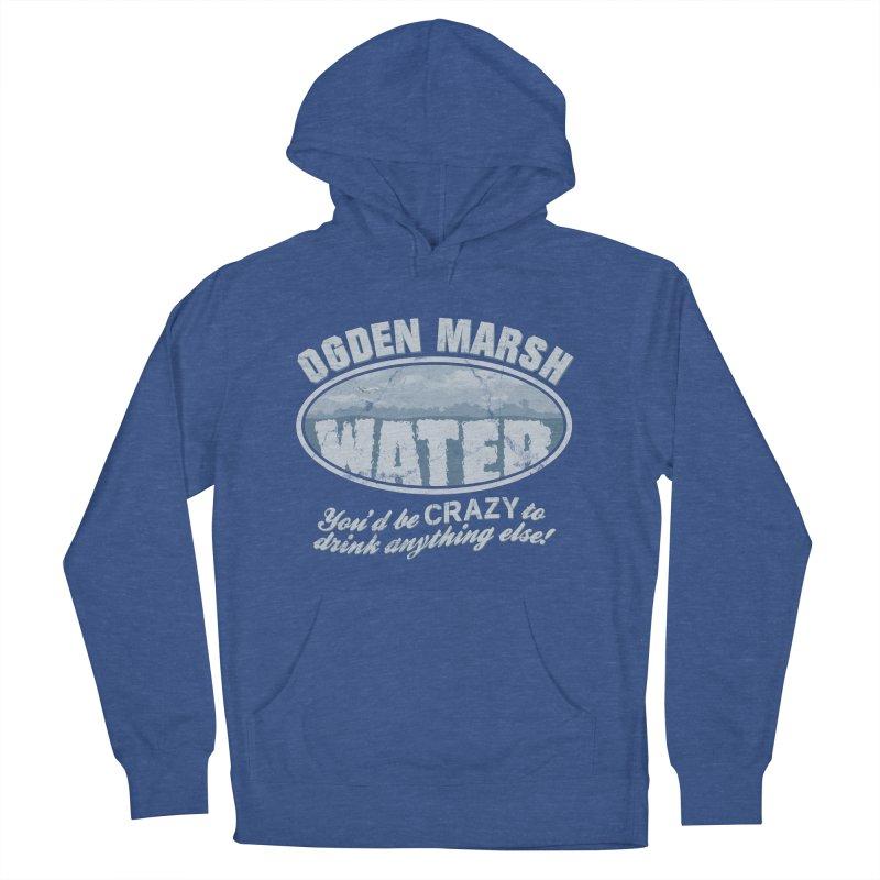 Ogden Marsh Water Men's Pullover Hoody by robotrobotrobot's Artist Shop