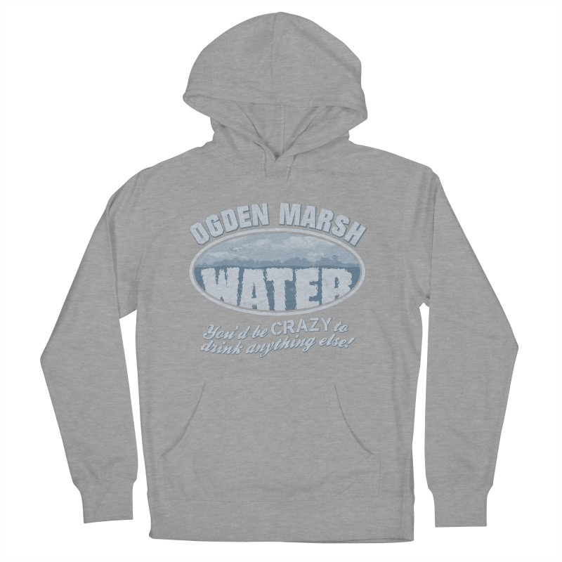 Ogden Marsh Water Men's Pullover Hoody by robotrobotrobot's Artist Shop
