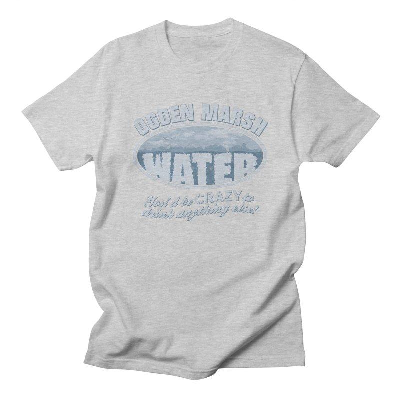 Ogden Marsh Water Men's T-Shirt by robotrobotrobot's Artist Shop