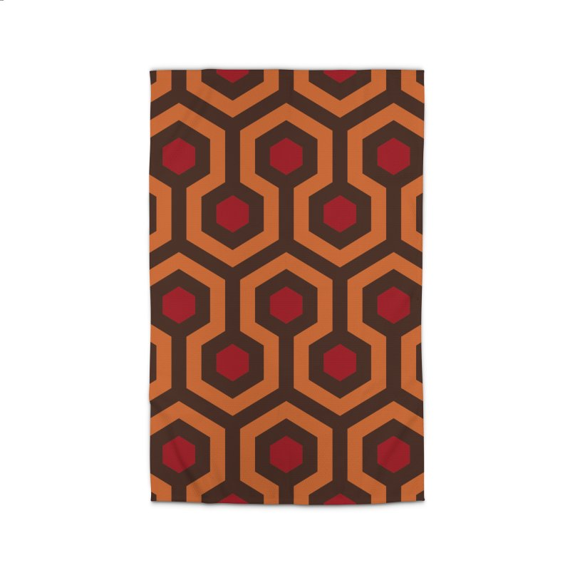 The Overlook Home Decor Rug by Glitch Goods by Rob Sheridan