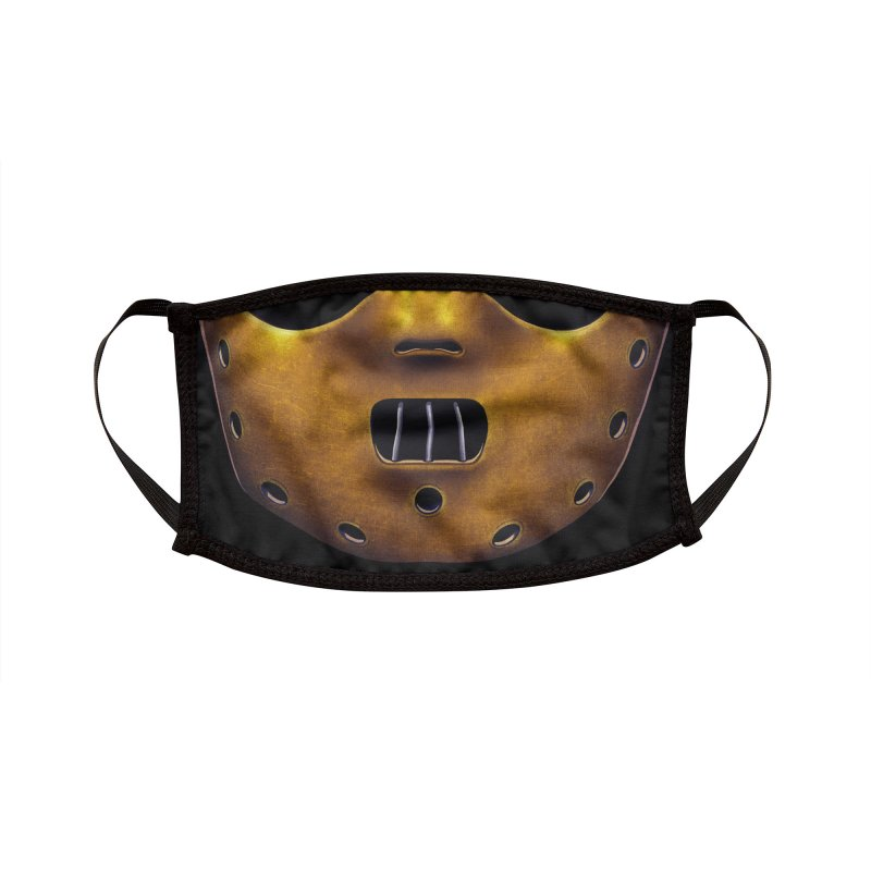 Cannibal Killer (adult sizes) Accessories Face Mask by Glitch Goods by Rob Sheridan