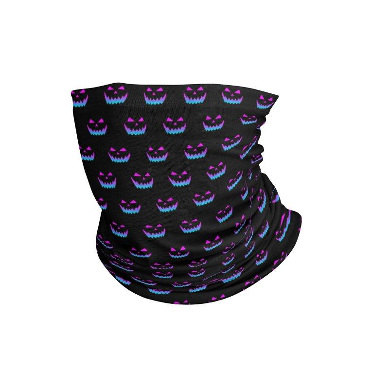 CyberPunkin Accessories & Masks Neck Gaiter by Glitch Goods by Rob Sheridan