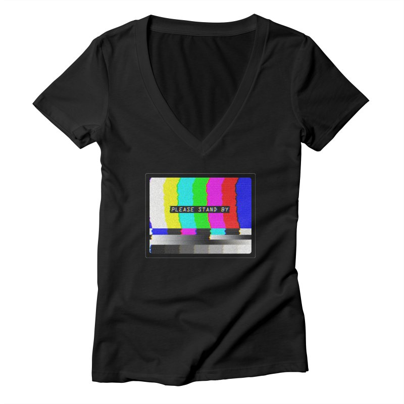 Women's None by Glitch Goods by Rob Sheridan