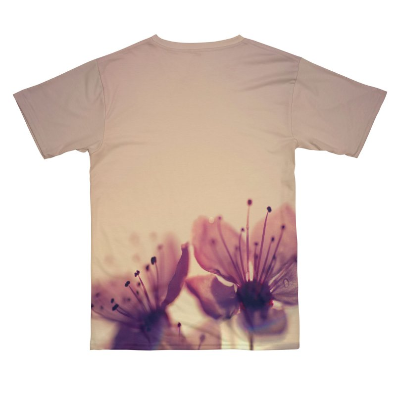 Texture: Flowers 002 Women's Cut & Sew by Glitch Goods by Rob Sheridan