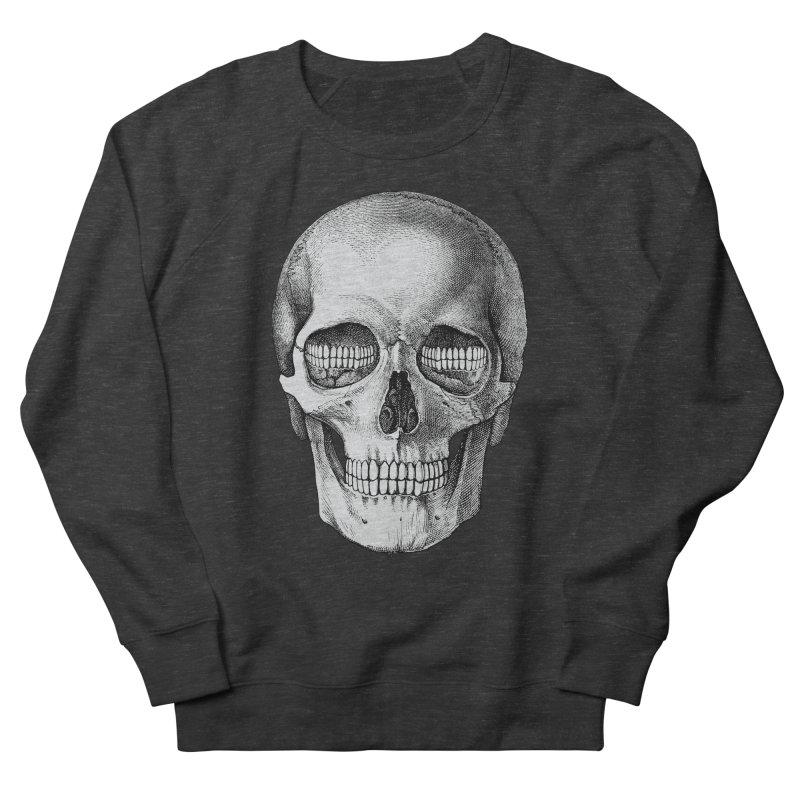 Pop Skullture: Corinthian Women's Sweatshirt by Glitch Goods by Rob Sheridan