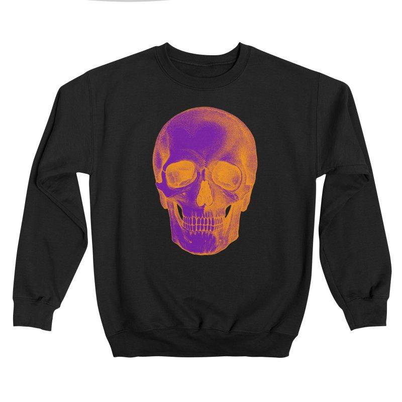 Pop Skullture: Halloween (Limited Edition) Men's Sweatshirt by Glitch Goods by Rob Sheridan
